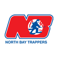 North Bay Major Midgets Trappers Logo