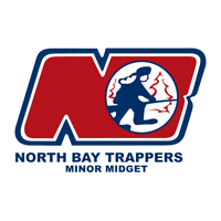 North Bay Trappers Minor Midget Logo