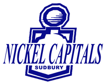 Sudbury Nickel Capital Major Midget Wolves Logo